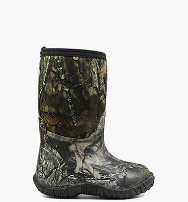 Classic Mossy Oak Kids' Insulated Boots