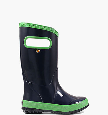 Rain Boot Navy Kids' Lightweight Boots