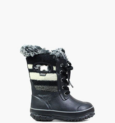Arcata Lace Stripe Kids' Insulated Boots
