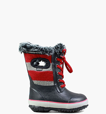 Arcata Stripe Kids' Insulated Boots