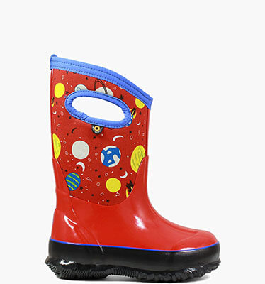 Classic Space Kids' Insulated Boots