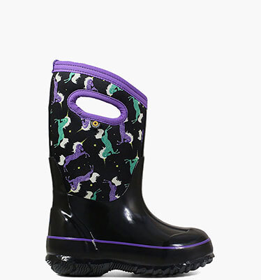 Classic Unicorn Kids' Insulated Boots